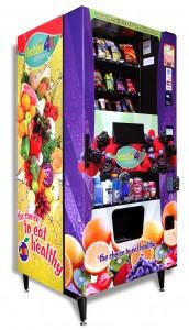 The Healthier 4U Vending - H4U ADA II InfraRed Healthy Vending Machine