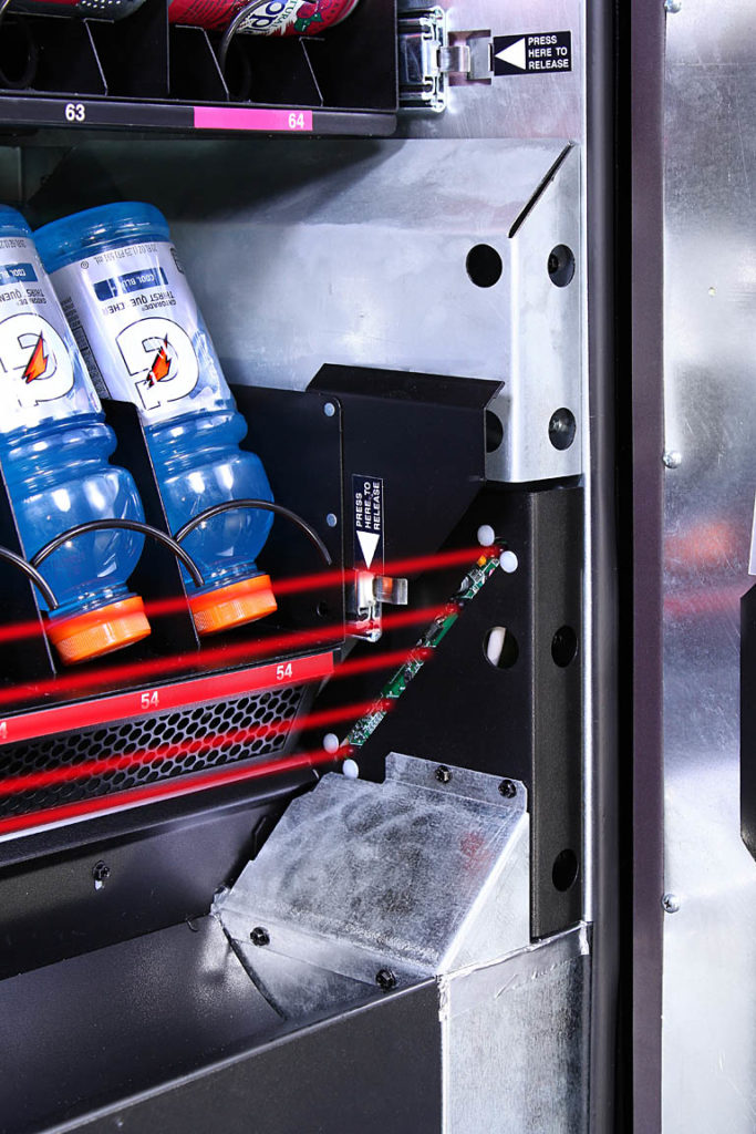 H4U Healthy Vending Machines | Made In The USA