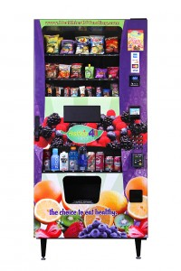Healthier 4U Vending Machine