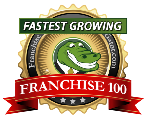 #17 Fastest Growing Franchise