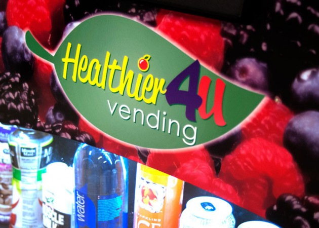 healthier 4u vending machines in the workplace