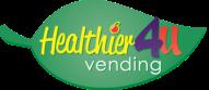 Healthier4U Vending Logo